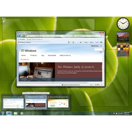 Microsoft Windows 7 Home Premium 64-Bit OEM DE
