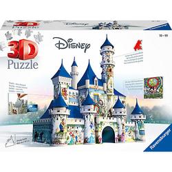 3D-Puzzle Disney Schloss, 216 Teile