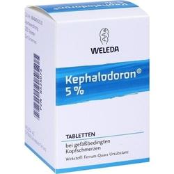 KEPHALODORON 5% Tabletten 250 St.