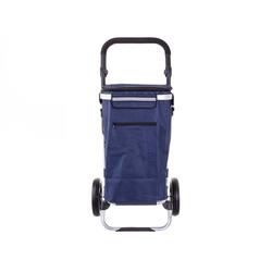 Franky Einkaufstrolley ER10, 155 l blau