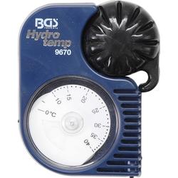 BGS 9670 Frostschutzprüfer Hydrotemp für Prüfung Kühlerfrostschutz