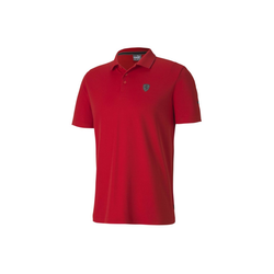 PUMA Poloshirt Ferrari Herren Polo rot M