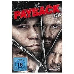 WWE - Payback 2013 - DVD  Filme