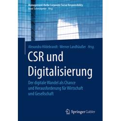 CSR und Digitalisierung als Buch von