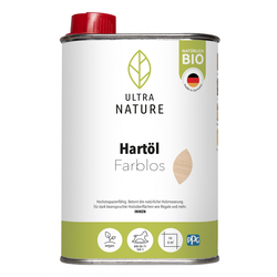 Ultra Nature HartÖl 250 ml, farblos