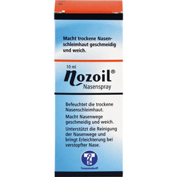 NOZOIL Nasenspray 10 ml