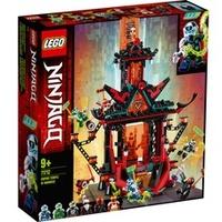 Lego Ninjago Tempel des Unsinns 71712