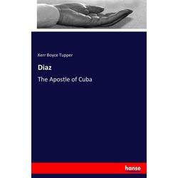 Diaz als Buch von Kerr Boyce Tupper