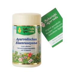 AYURVEDISCHES Eisenrasayana Tabletten 30 g