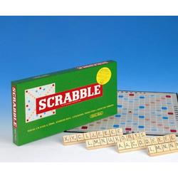Piatnik Scrabble Jubiläumsspiel mit Holzsteine Scrabble Jubiläumsspiel mit Holzsteinen 55011