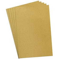 Fotokarton, gold, 50 x 70 cm, 5 Blatt