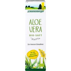 ALOE VERA SAFT Bio Schoenenberger 330 ml