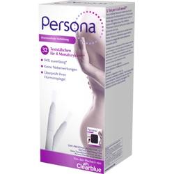 Persona Teststäbchen für Verhütungsmonitor