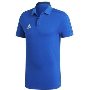 adidas Condivo 18 Poloshirt Herren - blau S
