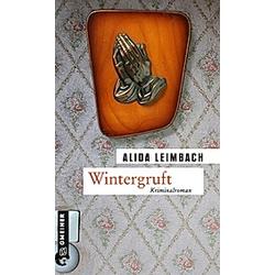 Wintergruft. Alida Leimbach  - Buch