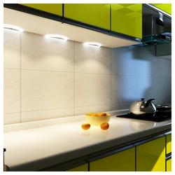 kalb LED Unterbauleuchte kalb LED Küchenleuchte Sensor SET Unterbauleuchte Küchenlampe Unterbaustrahler