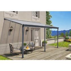 Home Deluxe 9761 Terrassenüberdachung, 434 x 226/278 x 303 cm