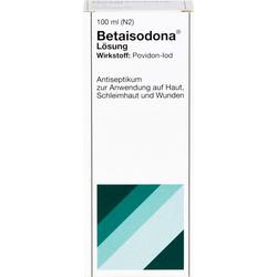 BETAISODONA Lösung 100 ml