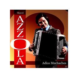 Azzola Marcel - Adios Mouchachos (CD)