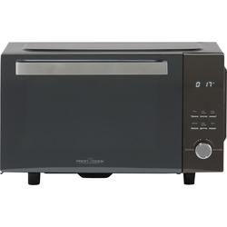 ProfiCook PC-MWG 1204 Mikrowellen - Schwarz