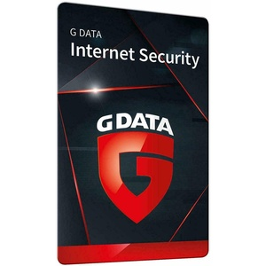 G DATA Internet Security 2021 1PC Deutsch - 12 Monate UPDATE  ( 2020 )