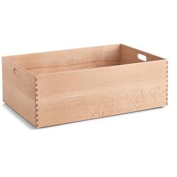 Zeller Present Holzkiste, für jeden Bedarf 60 cm x 21 cm x 40 cm