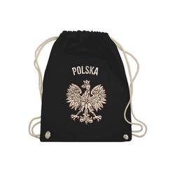 Shirtracer Turnbeutel Polska Vintage - Turnbeutel
