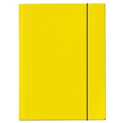 VELOFLEX Sammelmappen VELOCOLOR® DIN A4 gelb