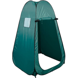COSTWAY Vorzelt Duschzelt, Campingzelt, Toilettenzelt, 120x120x190cm grün