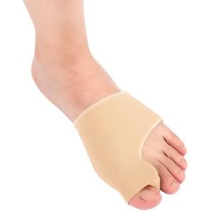 1 Paar Hallux Valgus Corrector, Zehenspreizer, Hallux Valgus Glätteisen Corrector Toe Protector Fußpflege Schmerzlinderung(S)