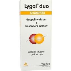 LYGAL duo Shampoo 150 ml