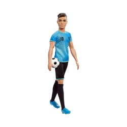 Mattel® Anziehpuppe Barbie Ken Career Puppe Rettungsschwimmer blau