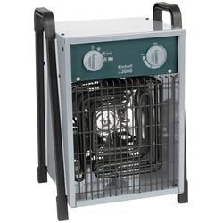 EINHELL Industrie-Heizgebläse EH 3000 Elektro-Heizer grau