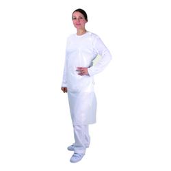 Med Comfort Einmal-Schürzen, Hygienekittel für optimalen Schutz, 1 Beutel = 50 Stück