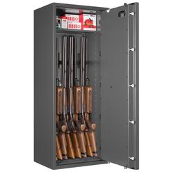 Waffenschrank EN 1143-1 Gun Safe  0 / 1-8 für 8 Langwaffen
