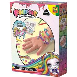 SES Creative Schmuckset Poopsie Amulettarmbänder