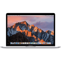 "Apple MacBook Pro Retina (2017) 13,3"" i7 2,5GHz 8GB RAM 128GB SSD Iris Plus 640 Silber"