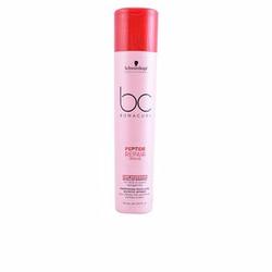 BC PEPTIDE REPAIR RESCUE micellar shampoo deep nourishing