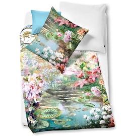 FLEURESSE Bed Art S 113952 seerose (155x220+80x80cm)