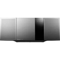 Panasonic SC-HC397EG-K Stereoanlage AUX, Bluetooth®, DAB+, CD, NFC, UKW, USB, 2 x 20W Schwarz
