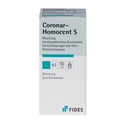 HOMOCENT Coronar S Tropfen 50 ml