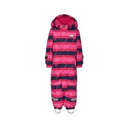 LEGO® Wear Schneeanzug Johan Streifen Dark Pink