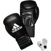 adidas Boxhandschuhe Performer schwarz/weiß 10 oz