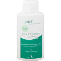 LACTEL Nr.21 5% Urea P Lotion m.Polidocanol 250 ml