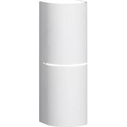 WOFI Braez 4581.02.06.0000 Wandleuchte G9 66W Halogen, LED Weiß