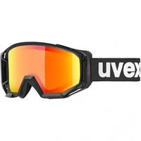 Uvex Athletic CV black, sl/orange-orange - Goggles