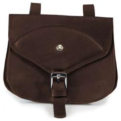 Das Lederband Jagdtasche Graz Mocca
