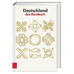 Deutschland - das Kochbuch. Alfons Schuhbeck  - Buch