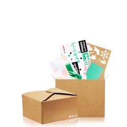 flaconi DIY-Geschenkverpackung Natural Edition opakowanie na prezent  1 Stk
