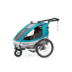 Qeridoo Sportrex 2 2020 Zweisitzer petrol